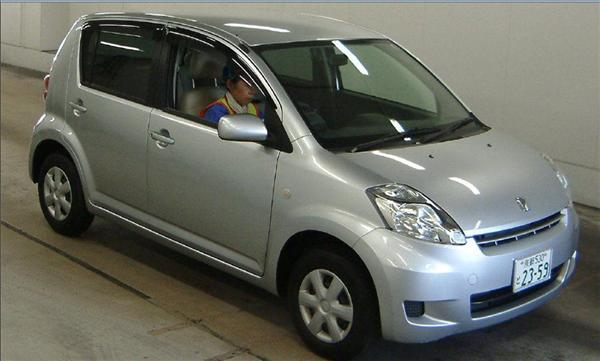 For Sale TOYOTA PASSO 1000CC For Rs 785000 In KARACHI