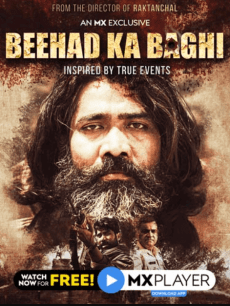 Beehad Ka Baaghi (2020) Season 1 Hindi Complete MX Orginal WEB Series 480p | 720p HDRip