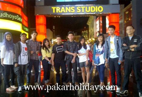 Paket Wisata Trans Studio Bandung