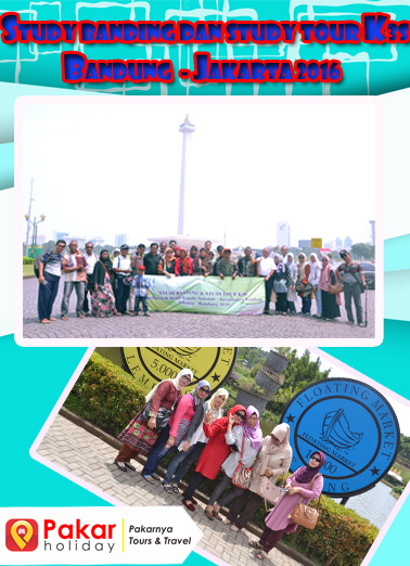 Paket Family Gathering Outbound 2D1N Bandung