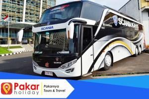 Agen PO Bus Bandung Murah 2018