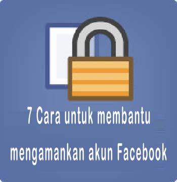 7 Cara untuk membantu mengamankan akun Facebook