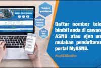 Cara Mudah Daftar Akaun MyASNB Online