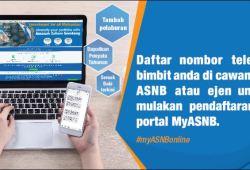 Cara Mudah Daftar Akaun MyASNB Online – Semak Baki ASB Secara Online