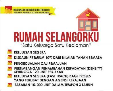 Skim Rumah Selangorku
