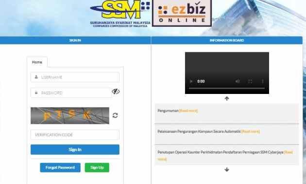 ezbiz online