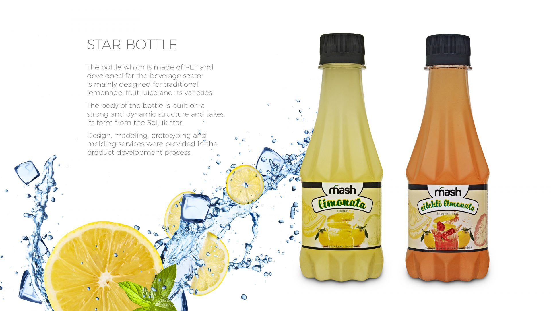 Beverage Packaging Design - Tamer Celebioglu