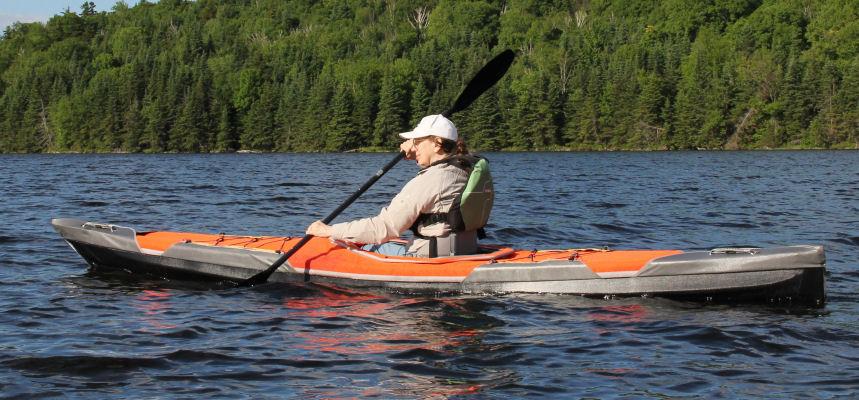 Pakboats folding kayak