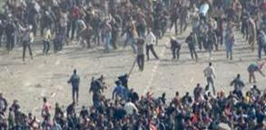 Egypt riot