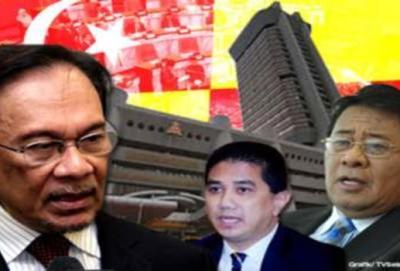 Siapa yang bekuasa di Selangor?