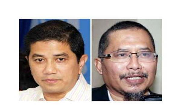 MB Selangor Baharu: Pilihan Mungkin Azmin Atau Iskandar ?