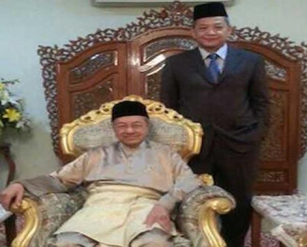 Image result for IMAGES OF HAMID AND MAHATHIR