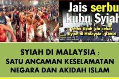 Umno tidak izin sebar Syiah di Malaysia, kata Zahid