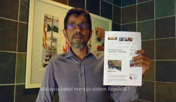 [VIDEO]: Malaysia bakal menuju sistem Republik?