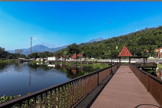 Bukit Cinta Rawa Pening Wisata Alam Kab. Semarang yang Menawan