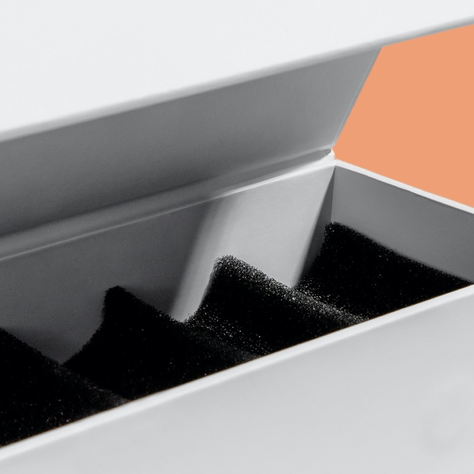 example of foam inserts