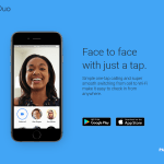 Google Duo Face To Face Video Calling With Front And Rear Cam