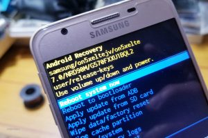 Samsung Hard Reset / Factory Reset Explained