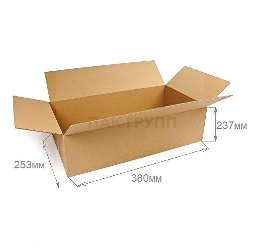 Коробка №7 380*253*237