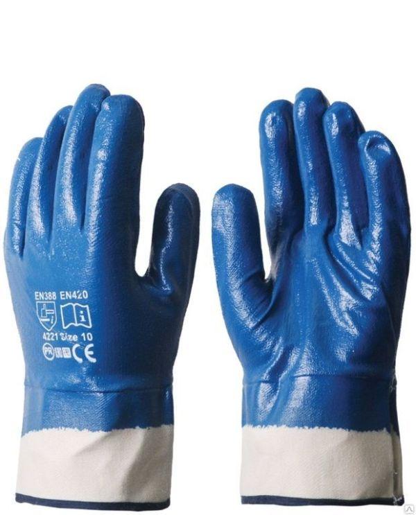Перчатки МБС Крага (маслобензостойкие)