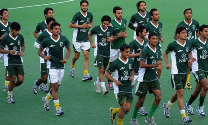 Pakistan-Hockey-Federation Hockey Players