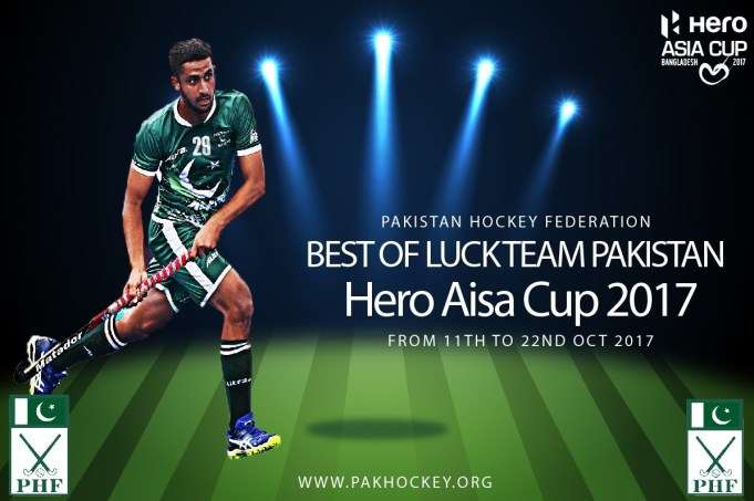 Abubakr's Hat trick in Pakistan's 7-0 win over Bangladesh