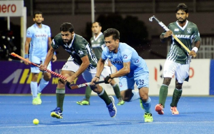 Asia Cup- Super 4s- India beats Pakistan 4-0