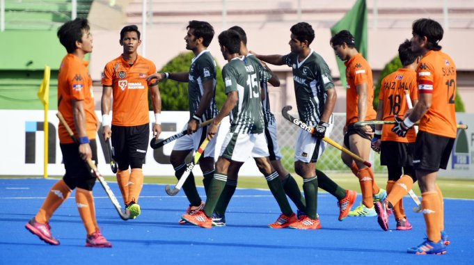 Match Report: Malaysia Downs Pakistan 3-2 in Super Four