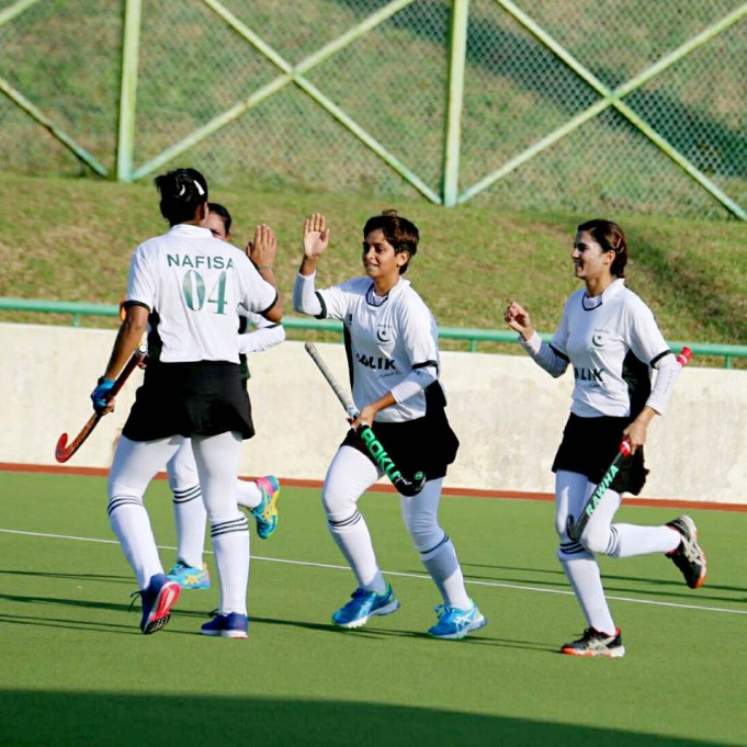 Pakistan beat Brunei by 4-0