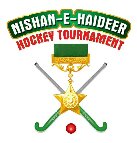 Nishan-e-Haider hockey tournament