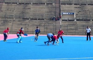 day 3: Islamabad Shaheen go down fighting to Lahore 2-1 ; Karachi and Quetta in 2-2 draw Photos of 2nd Women Hockey Super League at the National Hockey Stadium, Lahore 6th TO 11TH FEBRUARY, 2018 for more: https://goo.gl/8mcnE5