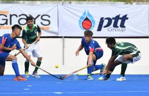 Fw: Pakistan drew 3-3 with Chinese Taipei at Youth Olympics Qualifiers