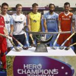 FIH Hockey Champions Trophy 2018 will start from Saturday, June 23 in Netherlands with six teams participating in the tournamen