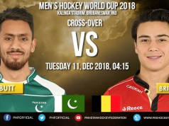 Pakistan vs Belgium; Green Shirts Face an Uphill Task