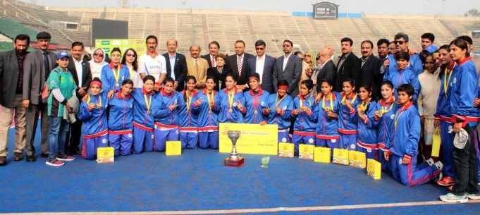 WAPDA retains National Women Hockey Title; easy 4-0 win over Punjab Colours