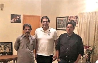 PHF secretary Asif Bajwa called on former greats of the game on Friday and invited them to discuss development of the national game. He met former Olympians Hanif Khan and Kamran Ashraf, international Haider Hussain and others to find out the solution to the parallel associations issue. He told the former players that PHF president Brig (rtd) Khalid Sajjad Khokhar wanted them to work with the federation in the interest of the national game. The PHF secretary said he wanted to take all stakeholders in the journey of hockey's revival in the country. Kamran said that he was committed for the development of the national game.