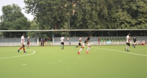 DEFENCE DAY HOCKEY MATCH