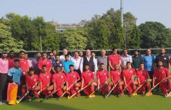 Pakistan Development Squad beat Oman by 7-0 in first match