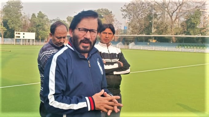 Khawaja junid Head Coach Hockey