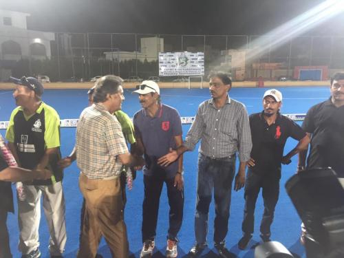 1st Dr Essa Laboratory Quaid E Azam U19 5 A side Hockey Series (21)