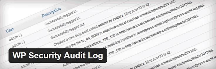 wp_security log