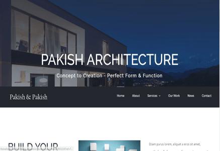 Pakish Architecture