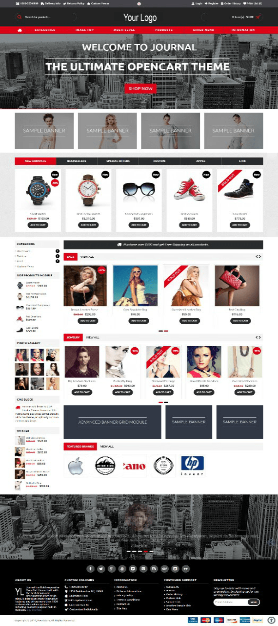 Pakish E-Commerce Sample 8