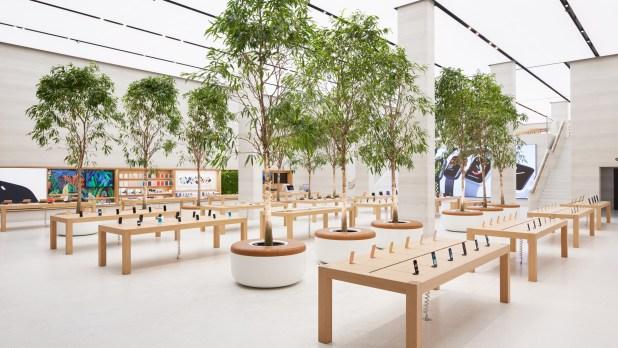 Apple Ka Eco Friendly Office