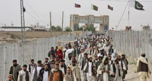Afghanistan cloge 18 days closure managed cross border