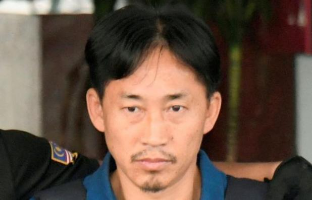 charge Ri Jong Chol,