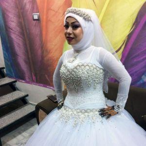 Christian Bride, Muslim Groom1
