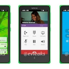 Nokia X A110, Nokia's 1st android smartphone