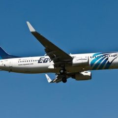 EgyptAir plane MS804 went missing