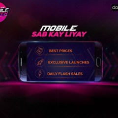 Daraz Mobile Week offering up to 75% off on leading phone brands starts June 6